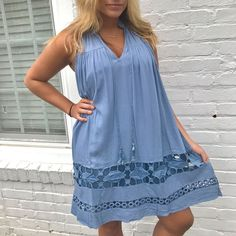 """When you look good you feel good  """"Sea Side"""" dress    FREE SHIPPING  Sanitystyle.com 440.893.9279 sales@sanitystyle.com  to order or shop in store    #sanitystyle #sanitychagrinfalls #shoplocal #chagrinfalls #shopchagrinfalls #boutique #freeshipping #cleveland #clevelandfashion #clevelandstyle #style #shop #cle #thisiscle #love #selloninsta #instasale #fashionpost #beautiful #picoftheday #shopping #shopaholic #retailtherapy #instaboutique #spring #springstyle  #newarrivals #shopwhatsnew"""