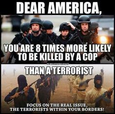 """Examine who the """"REAL"""" terrorist is. Police Corruption, Social Issues, Real Talk, We The People, Black History, Wake Up, It Hurts, Knowledge, Sayings"""