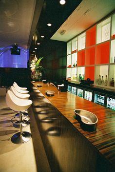 Interiors by Igloo Design. Nightclub, Leeds, Design Projects, Interiors, Dreams, Bar, Website, Travel, Furniture