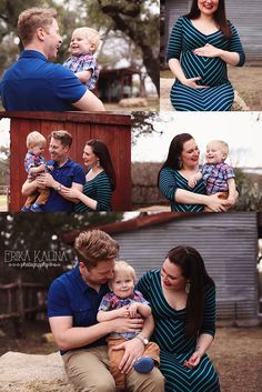 Fort Worth Maternity photography, maternity family with toddler, DFW maternity photography, maternity dress, maternity photo session, outdoors, rustic, long maternity outfit