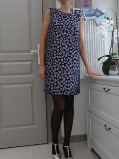 La chronique d'Aurélie //114// Robe Ivy en mode πατρονbling bling