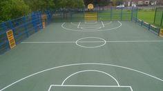 MUGA Sports Facility Contractors