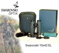 Enter to win Swarovski EL Binoculars, Oakley Glasses and King's XKG Camo 11-piece System valued at $4,000!