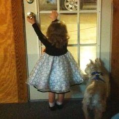 Dogs: a GIRLS best friend