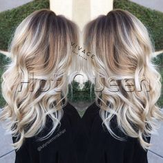 Ombre Blonde Human Hair Wig Long Wavy Brazilian Full Lace Wig Lace Front Wig