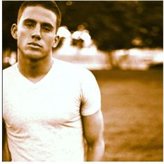 Channing Tatum. Channing Tatum. CHANNING TATUM!! I WANT HIM! he looked so good when he was younger, and still does<333