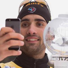 Martin Fourcade- nur auf Kurzbesuch bei den Langläufern? Der französische Biathlet und mehrfache Gesamtweltcupsieger will in der kommenden Saison den Langlaufweltcup in Beitostolen bestreiten. Er plant nur den norwegischen Wettkampf und will sich danach wieder ganz auf Biathlon fokussieren.