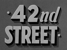 42nd Street (1933) movie title