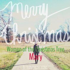 bethanymoss - Women of the Christmas Tree: Mary