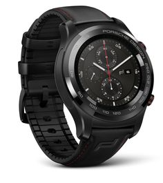 9c77fb8f6d5e8 Porsche Design presents Smartwatch in cooperation with Huawei