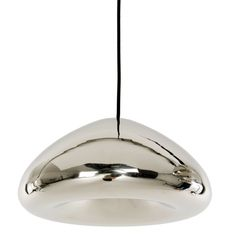"Void Pendant (Tom Dixon) - Stainless. Only 11.8 x 6"" from Horne"