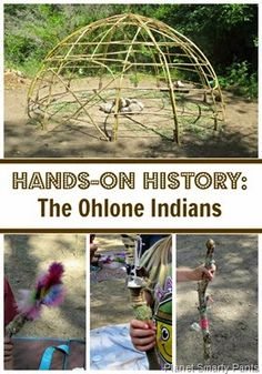 Learn About Native Americans and the Ohlone Tribe