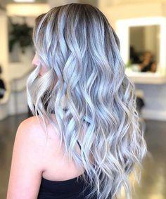 Amazing Ash Brown Hair Color idea for 2019 Bad Hair, Hair Day, No Yellow Shampoo, Hair Colour Design, Ash Brown Hair Color, Edgy Haircuts, Hot Hair Styles, Loose Hairstyles, Hair Health