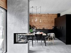 A Gorgeous Scandinavian Style Home in Finland | Gravity Home | Bloglovin'