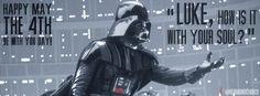 Darth Vader, Class Leader. /via Patrick Scriven on FB.