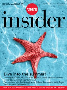 Athens Insider Issue 110 July-August