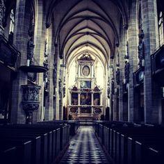 Im Dom von Halle #hallesaale #ilovehalle #kirche #church