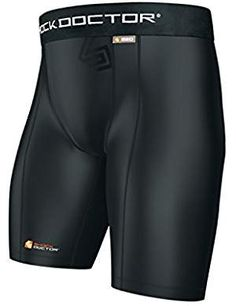 Shock Doctor Boy/'s Core Compression Short XSmall with Bio-Flex PeeWee Cup NIP