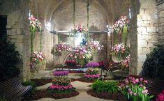 Todo con las flores: decorar, crear, degustar, cuidar...................: Todo con las flores en las calles de Girona