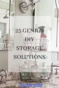 25 Genius DIY storage solutions your home needs now - say goodbye to entryway chaos forever.