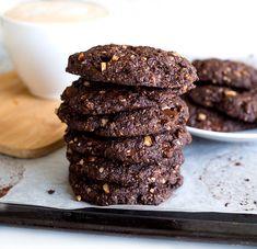 Tuplasuklaa Cookiet (Gf,V)