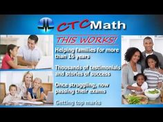Math Lessons and Math Tutorials for all Ages.