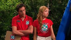 bunk'd emma and xander - Google Search