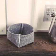 If you guys like simple housewarming decors, you'll love my felt nesting bowl: etsy.me/2dgeICA   #homedecor #craft #felt #feltdecor #handmade #etsyfind