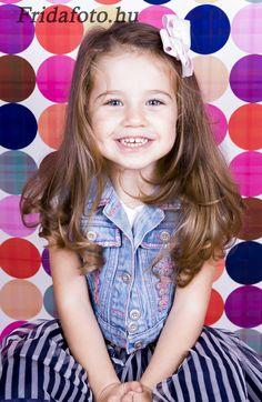 Rebeka 3 éves