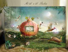 A1 Fine Art Canvas 32x22inches  FREE by CharlotteBirdfairies