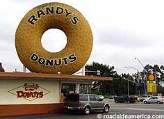 Big Doughnuts in Inglewood, Los Angeles, Compton, and La Puente, California