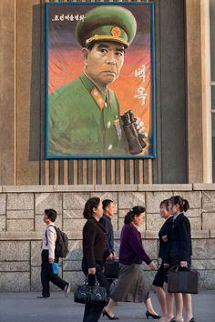Feierabend in Pjongjang (J. Escher, 5/11)