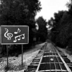 Chemin de fer de la musique