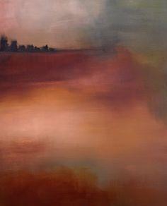 Ruimte 6, schilderij van Welmoed Reitsma | Abstract | Modern | Kunst