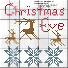 Christmas Eve Flight!