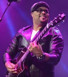 Israel Houghton | Israel Houghton Picture 3 - The BET Sunday Best The Kings Men Concert