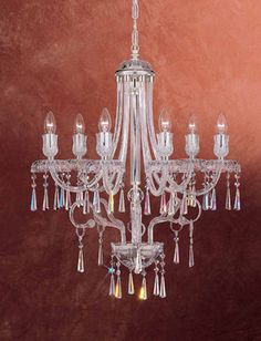 Traditional Chandeliers Beautiful Lights, Interior Styling, Baroque, Traditional Chandeliers, Ceiling Lights, Crystals, Blown Glass, Daughter, Ebay
