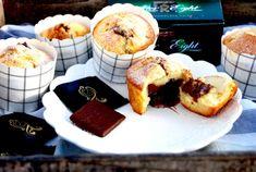 vaniljmuffins med after eight och päron