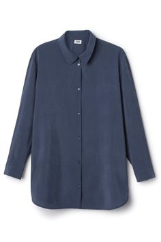 Conform cupro shirt