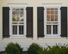 Ext Raised Panel – Chevy Chase Two Windows