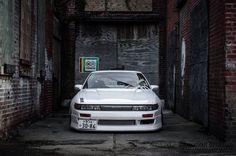 Nissan Silvia...