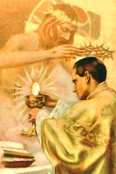 Through the Holy Sacrifice, Our Lord Jesus Christ supplies for many of your negligences and omissions. He forgives you all the venial sins which you are determined to avoid. He forgives you all your unknown sins which you never confessed. The power of Satan over you is diminished. By piously hearing Holy Mass you afford the Souls in Purgatory the greatest possible relief.