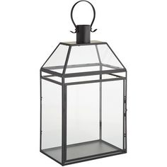 Hand Painted And Rust Resistant, Our Simple Little Lantern Is A Must