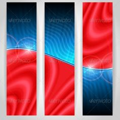 Abstract Colorful Banner. Vector Illustration. Eps 10.