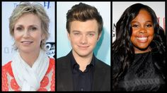 'The Glee Project' Adds Jane Lynch, Chris Colfer, Amber Riley as Mentors