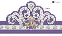 Sofia's Crown and Jewels Set | Crafts | Disney Junior free printable