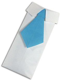 折り紙・しゃつのけーす