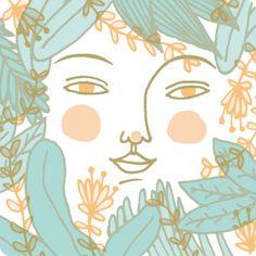 Marta Mesa #threefivefifty #07 #sticker #3550 #design #ilustration #colors #street #art #barcelona