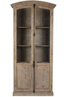 Arched Storage Cabinet