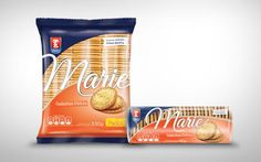 New packaging and branding design for Marie Maestro Cubano